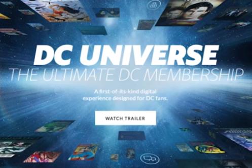 『DCユニーバス』9月15日より米国でサービス開始!『タイタンズ』は10月12日より!