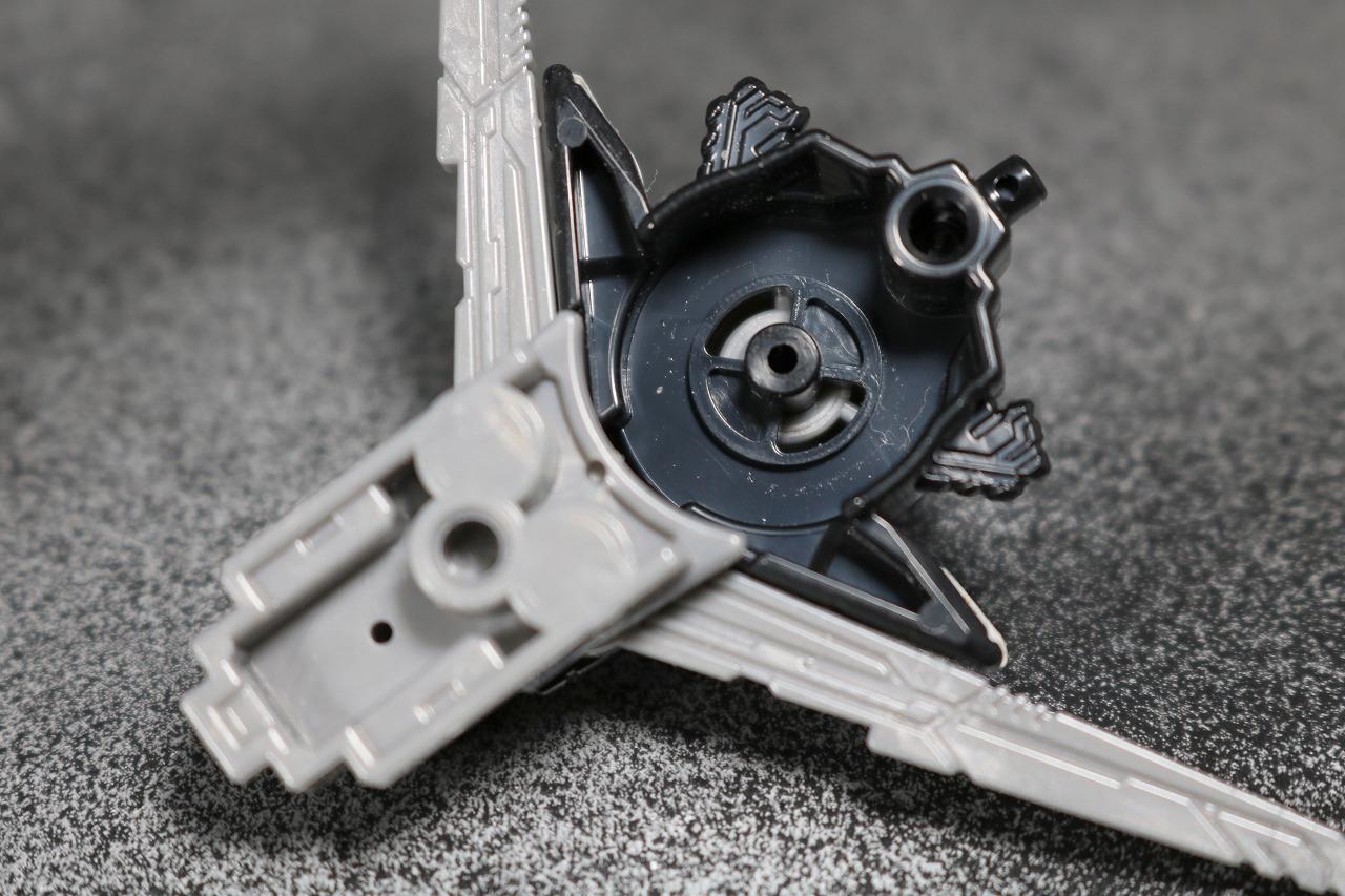 ミニプラ VSビークル合体03 武装合体 ブレードダイヤルファイター