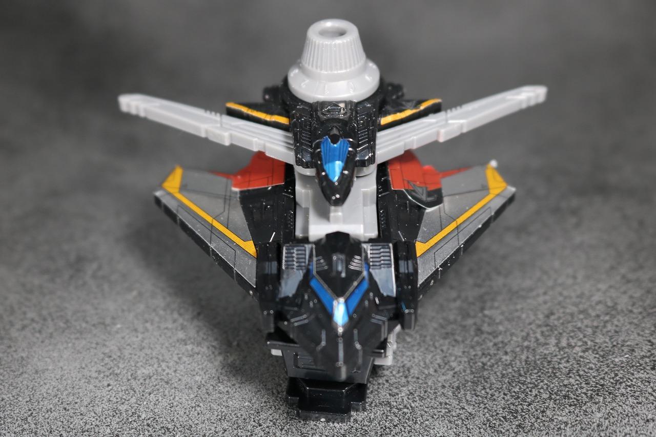 ミニプラ VSビークル合体03 武装合体 シザー&ブレードダイヤルファイター