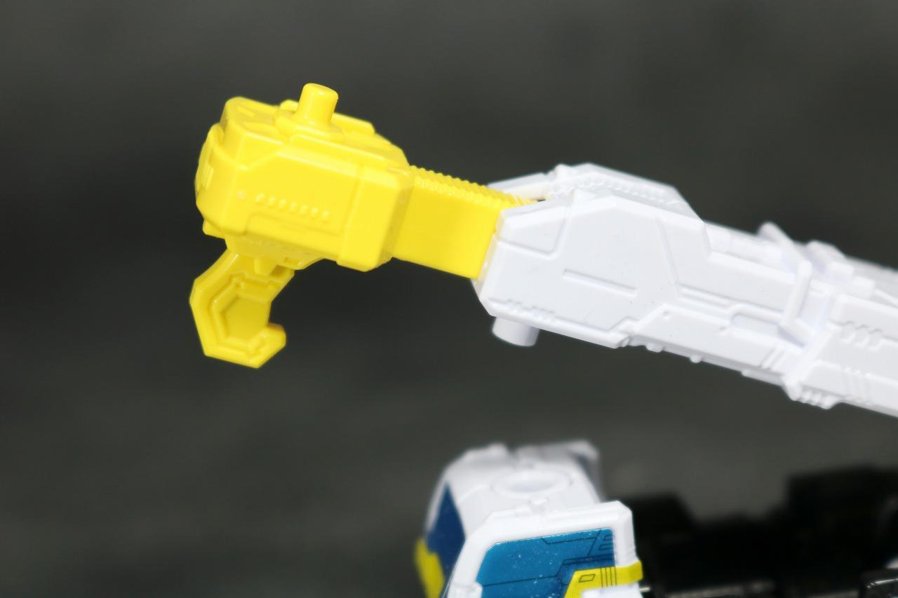 ミニプラ VSビークル合体03 武装合体 トリガーマシンクレーン