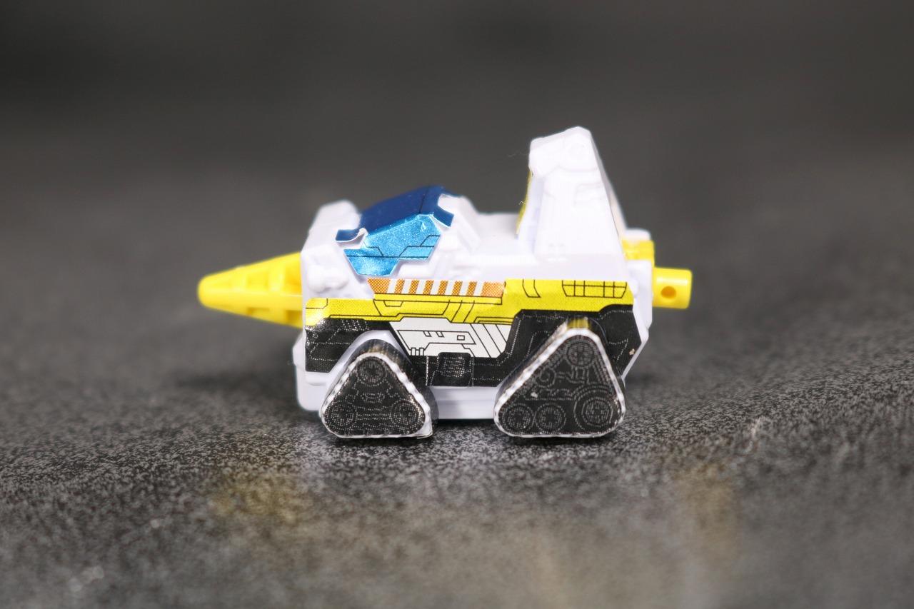 ミニプラ VSビークル合体03 武装合体 トリガーマシンドリル