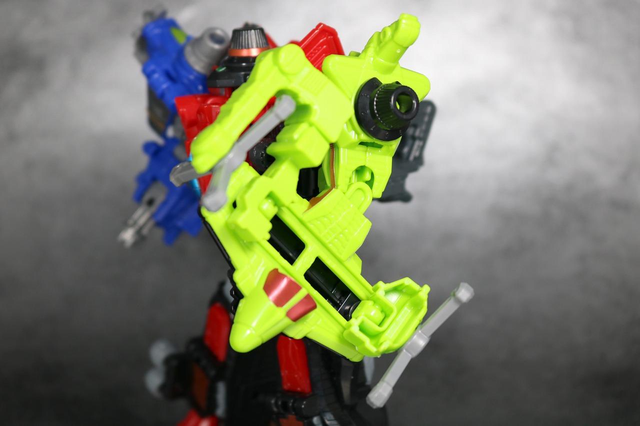 ミニプラ VSビークル合体03 武装合体 ルパンカイザーサイクロン