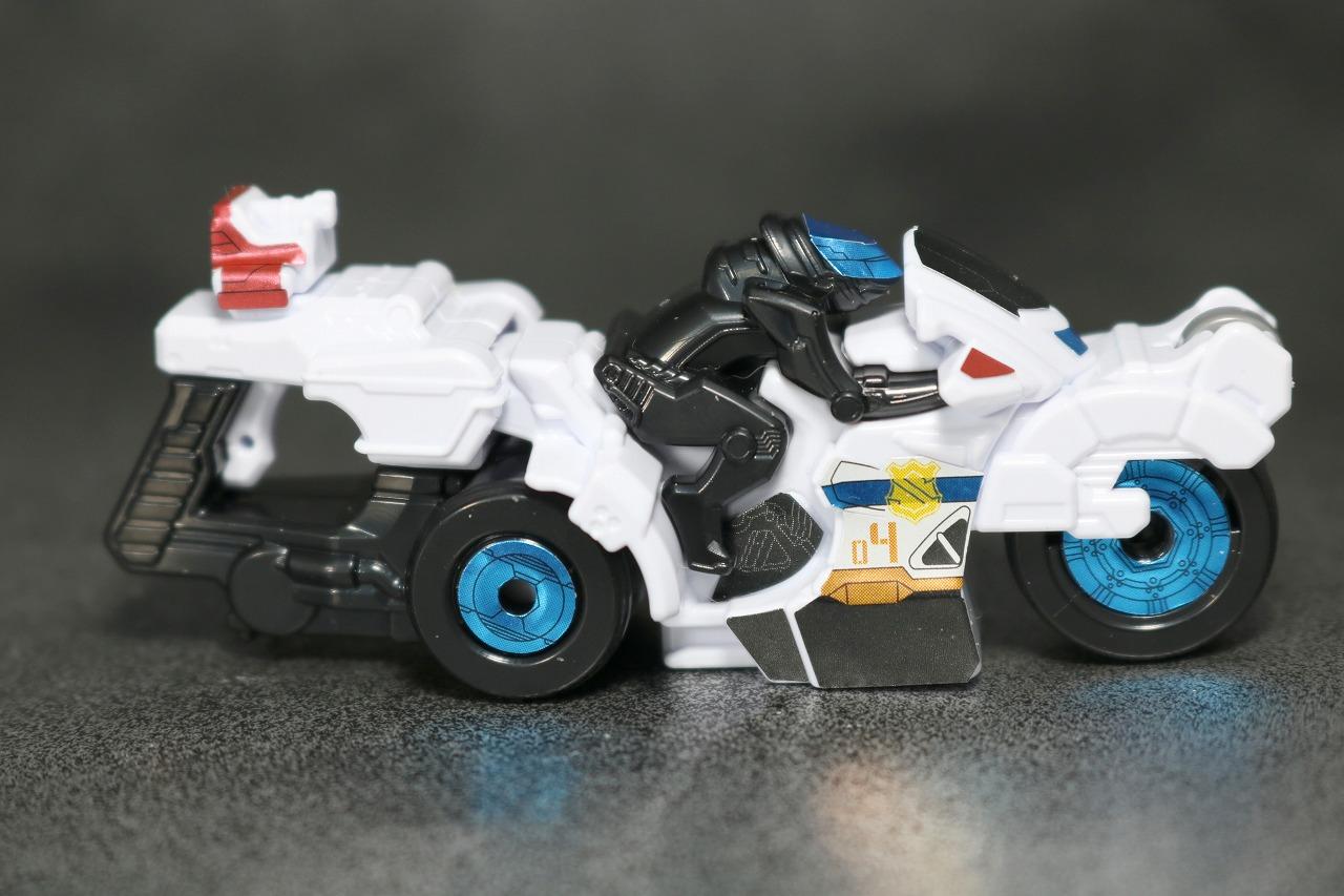 ミニプラ VSビークル合体03 武装合体 トリガーマシンバイカー