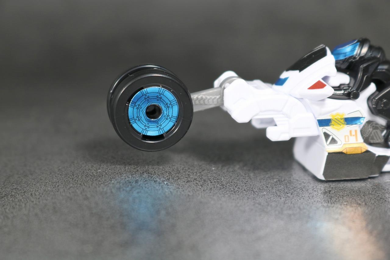 ミニプラ VSビークル合体03 武装合体 パトカイザーバイカー