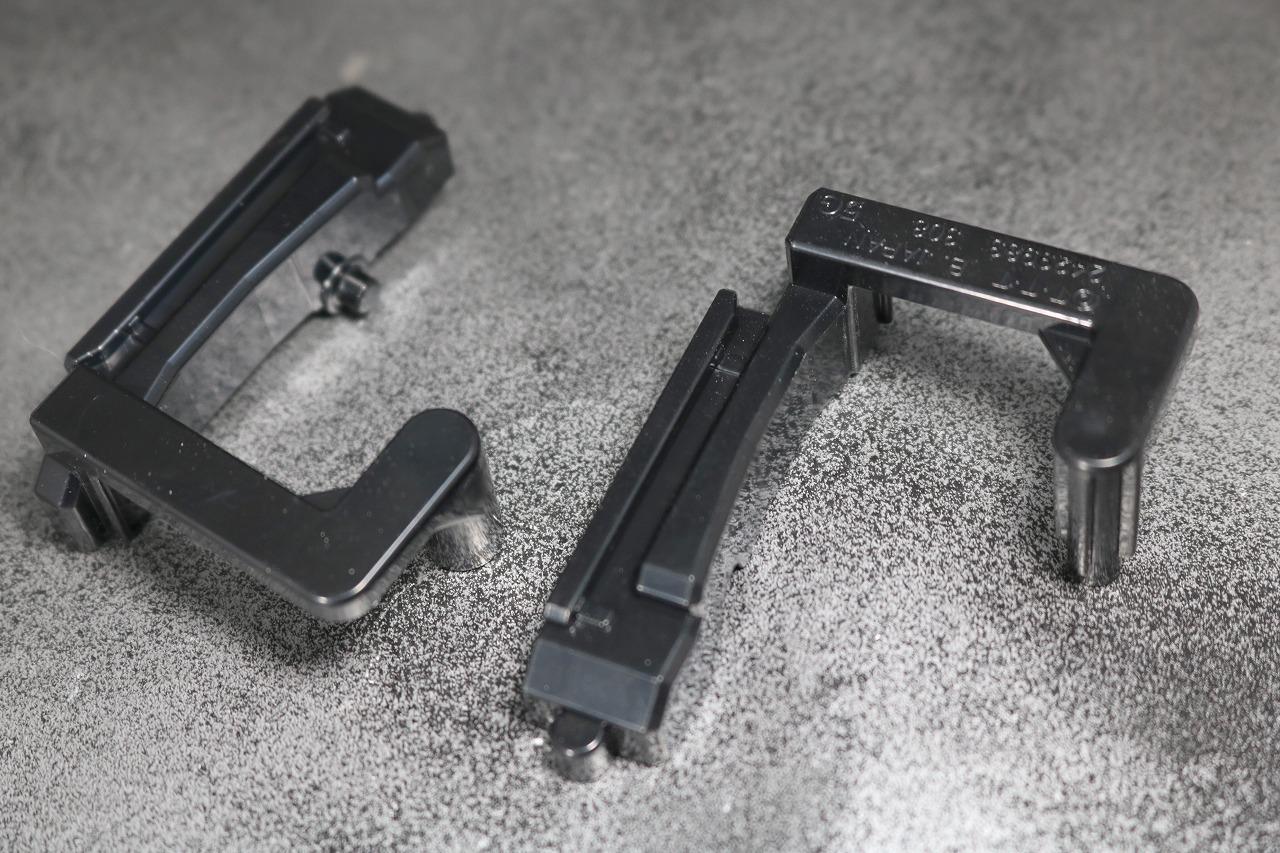 ミニプラ VSビークル合体03 武装合体 トリガーマシンドリル 付属品