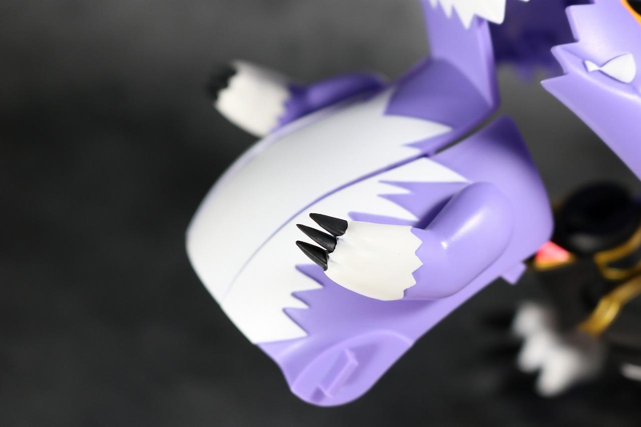 超進化魂 05 アルファモン ドルモン レビュー 変形