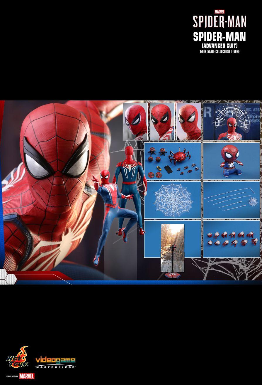 ホットトイズ ムービーマスターピース」 Spider-Man ゲーム