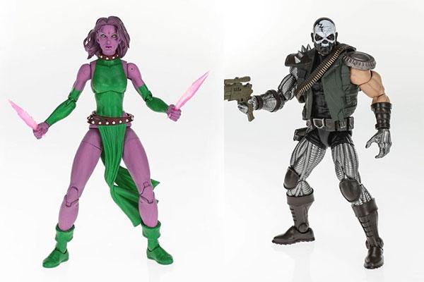 マーベルレジェンド新作!「X-MEN」からブリンク&スカルバスターがラインナップ!