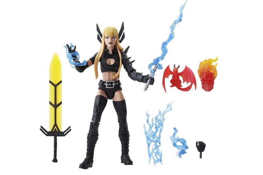 マーベルレジェンド新作!「X-MEN」からマジックが登場!豊富な付属品もあり!