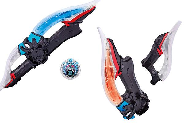 『ウルトラマンルーブ』の武器「DXルーブスラッガー」が7月発売!