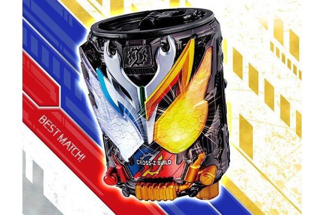 クローズビルドに変身!『DXクローズビルド缶』が限定発売!12月発送!