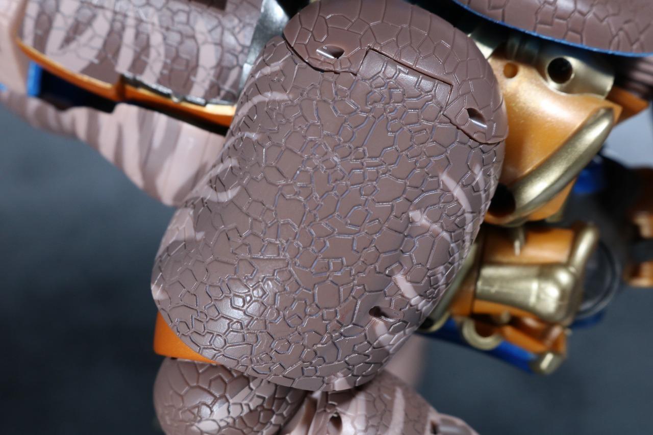 マスターピース MP41 ダイノボット レビュー ビーストウォーズ 全身 ビーストモード