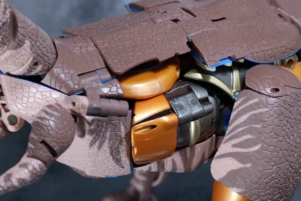 マスターピース MP41 ダイノボット レビュー ビーストウォーズ 変形