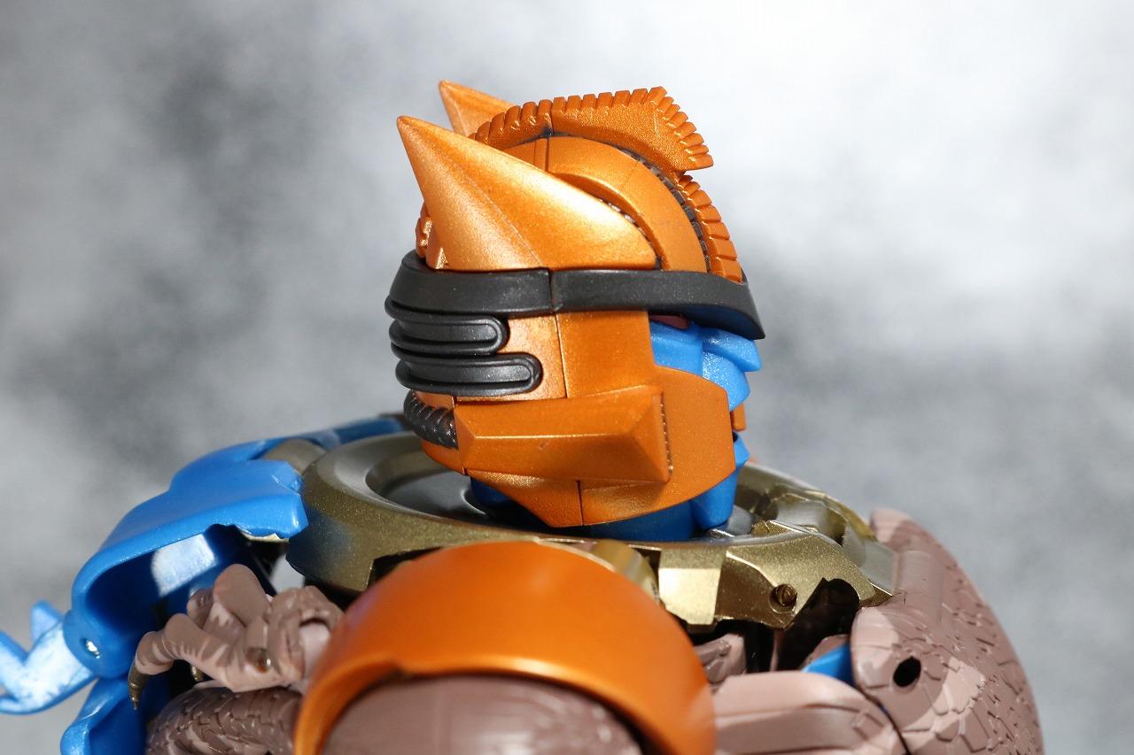 マスターピース MP41 ダイノボット ロボットモード レビュー ビーストウォーズ