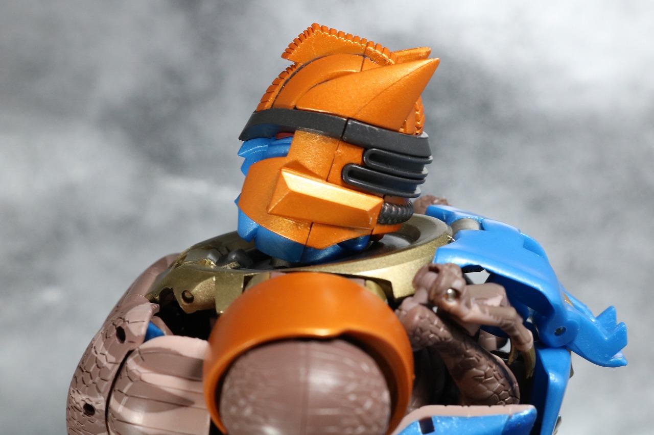 マスターピース MP41 ダイノボット レビュー ロボットモード ビーストウォーズ 可動範囲
