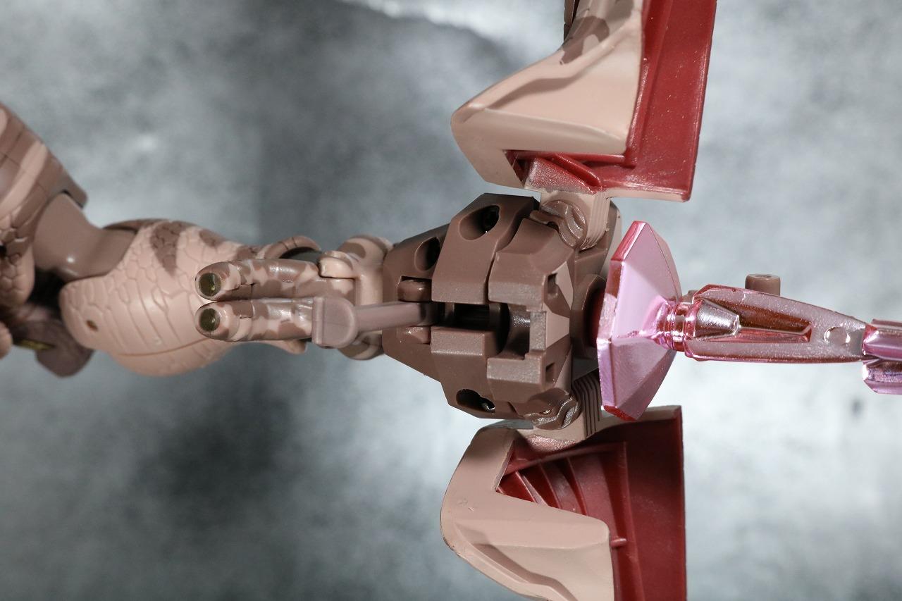 マスターピース MP41 ダイノボット レビュー ロボットモード ビーストウォーズ サイバーシールド ダイノサーベル