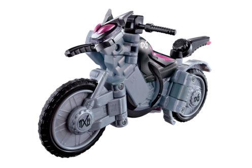 RKF新作!ジオウ&ゲイツ専用バイク「ライドストライカー」発売!ウォッチモードにも変形!