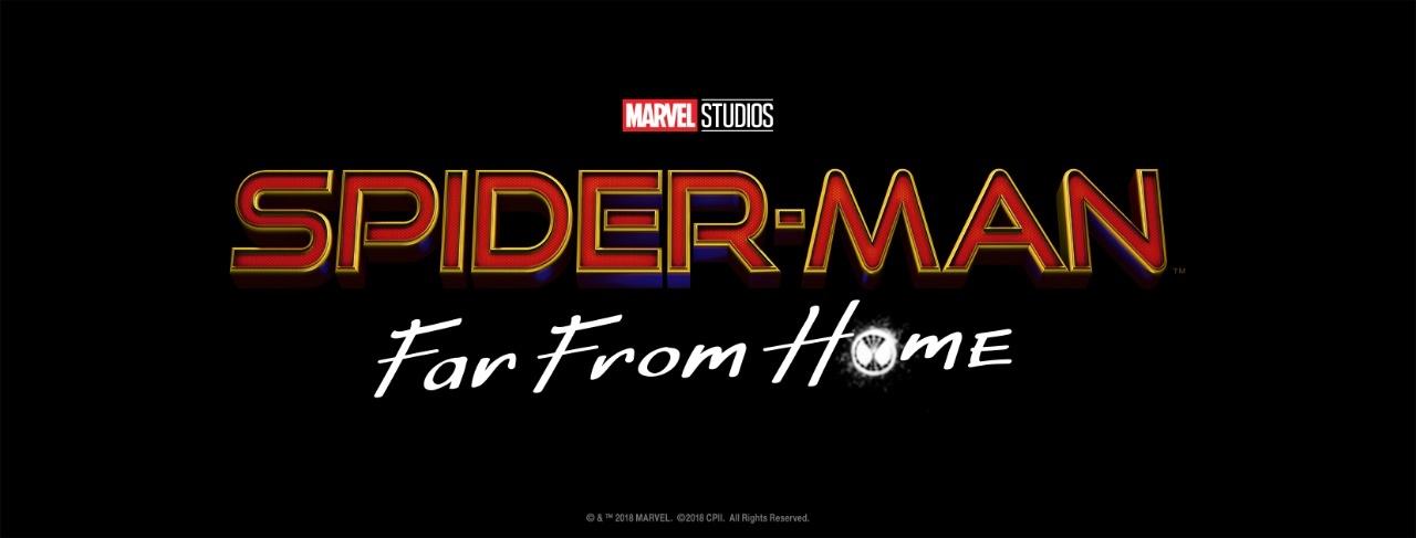 スパイダーマン:Far From Home