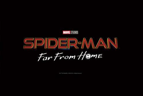 『スパイダーマン:ファー・フロム・ホーム』公式ロゴ公開!新スーツは登場せず?