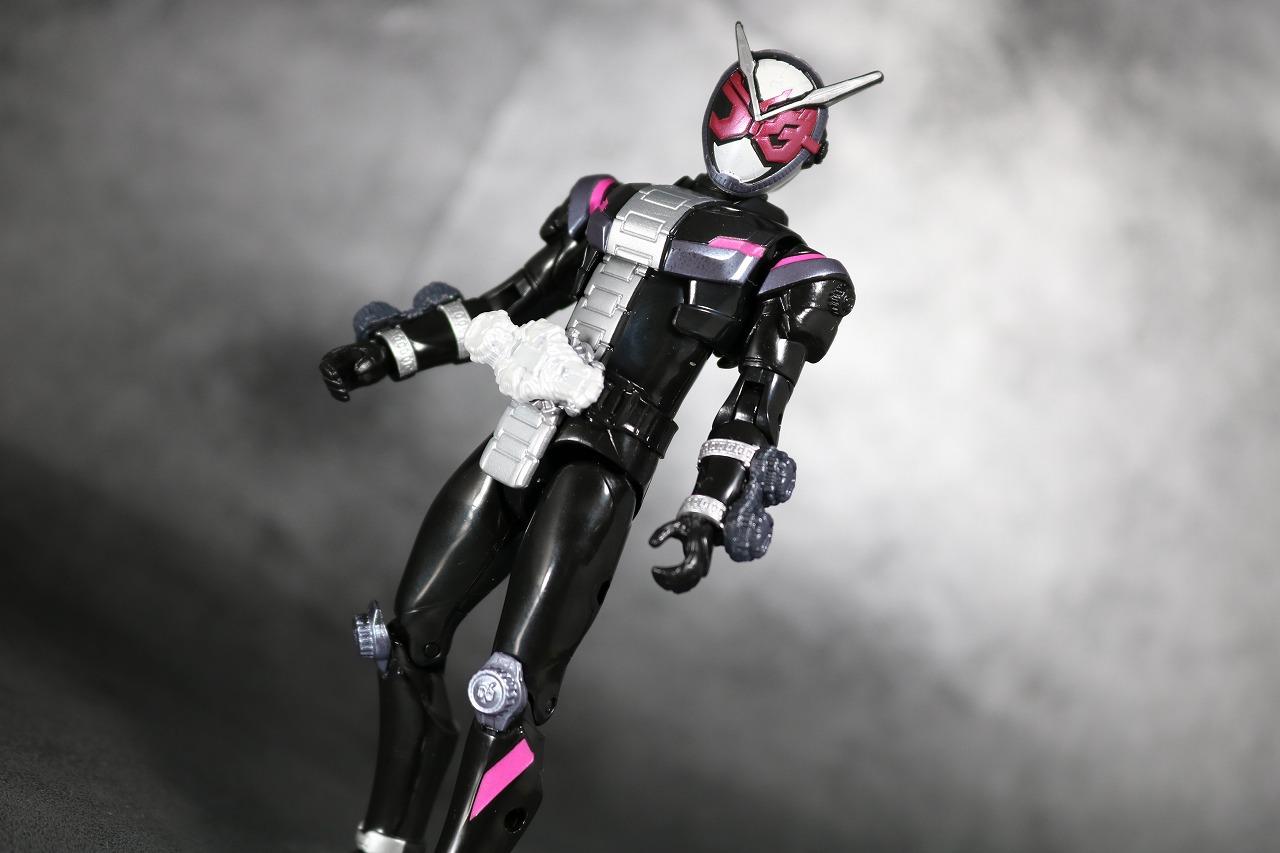 RKF 仮面ライダージオウ レビュー RIDER KICK'S FIGURE アクション