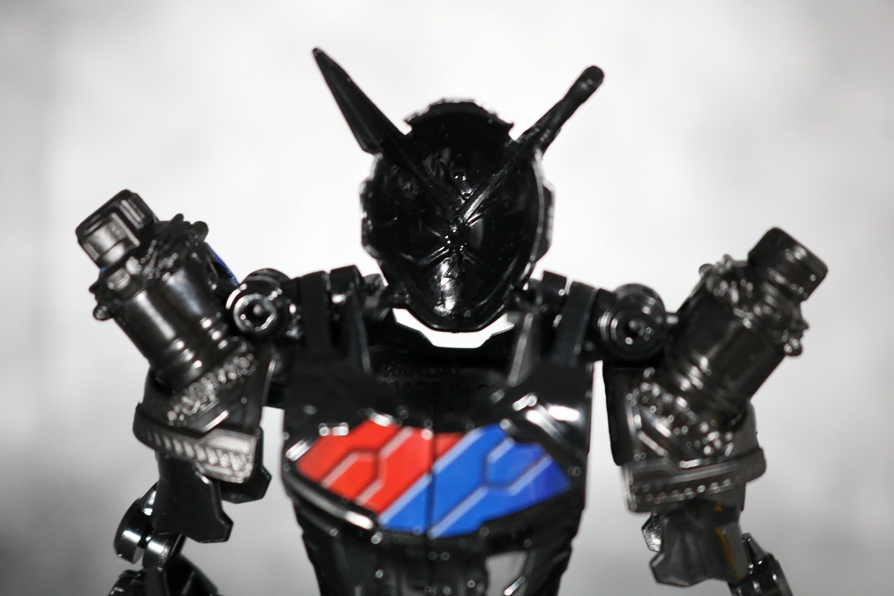 RKF ビルドアーマー レビュー RIDER KICK'S FIGURE 仮面ライダージオウ 全身