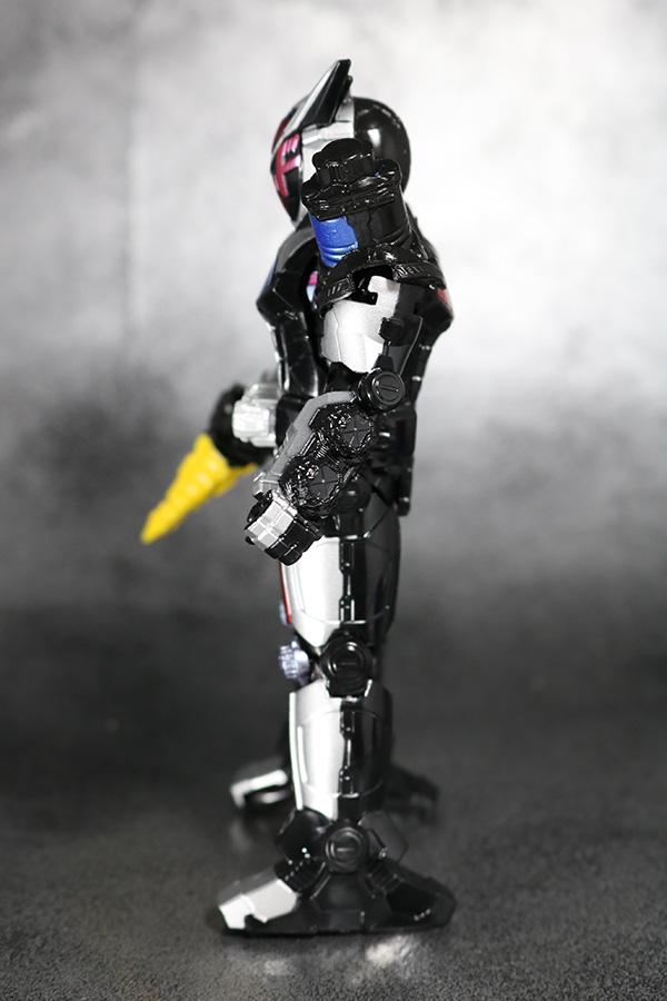 RKF ビルドアーマー レビュー RIDER KICK'S FIGURE 仮面ライダージオウ 装着