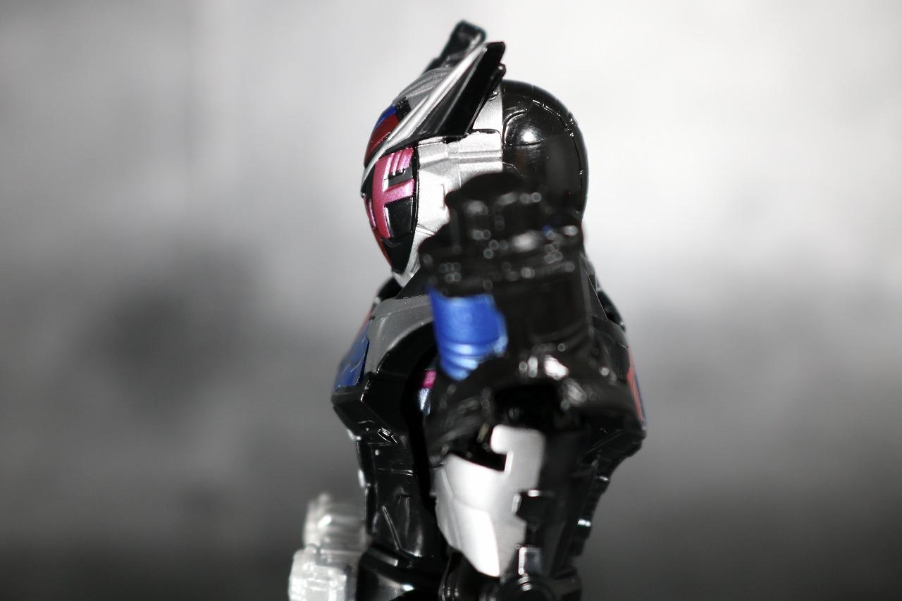 RKF ビルドアーマー レビュー RIDER KICK'S FIGURE 仮面ライダージオウ 可動範囲