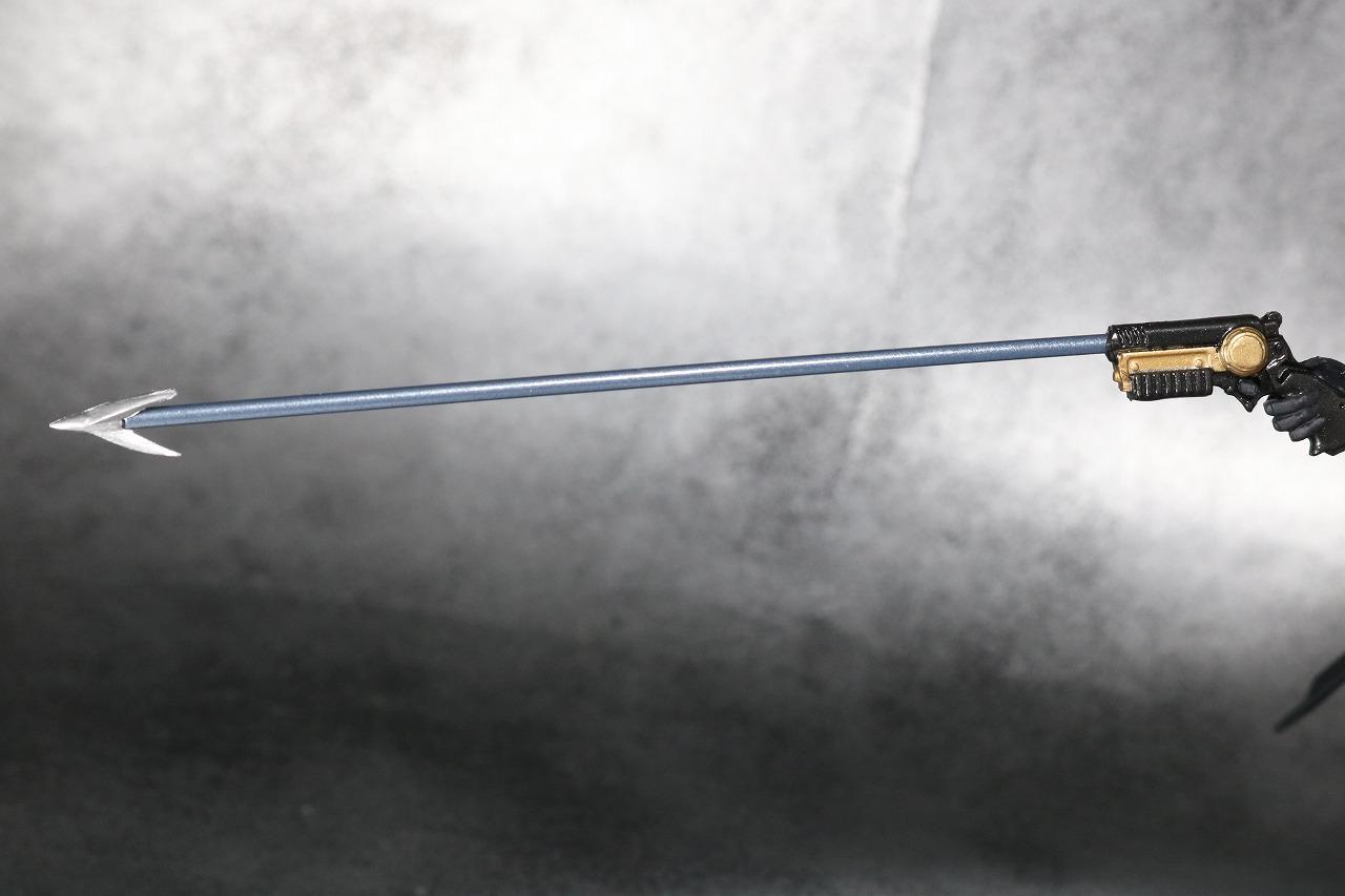 リボルテック アメイジングヤマグチ バットマン レビュー Amazing Yamaguchi 付属品