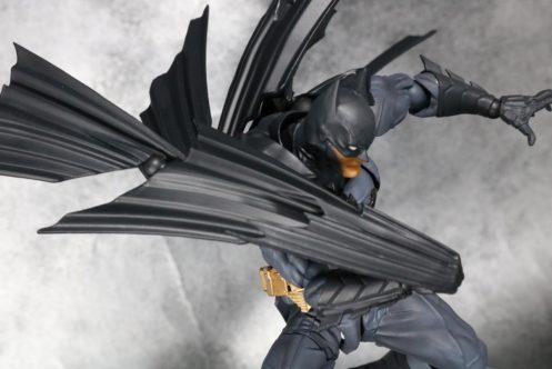 リボルテック Amazing Yamaguchi バットマン レビュー