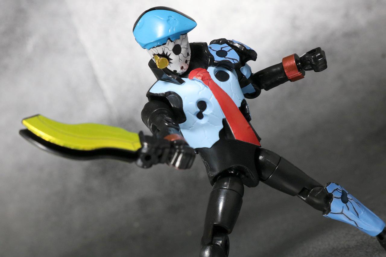 勇動2 ボーダマン 快盗戦隊ルパンレンジャーVS警察戦隊パトレンジャー レビュー アクション