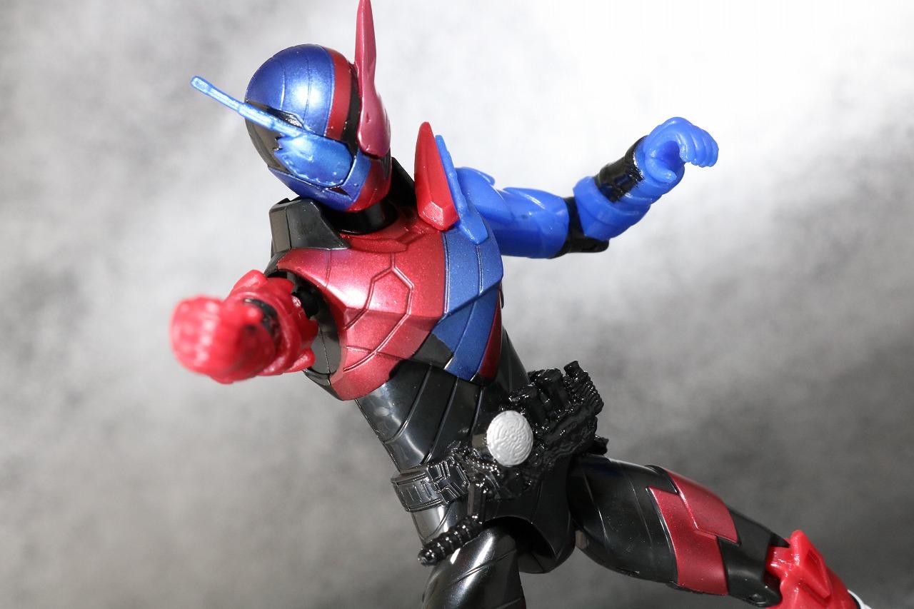 RKF RIDER KICK'S FIGURE 仮面ライダービルド ラビットタンクフォーム レビュー アクション