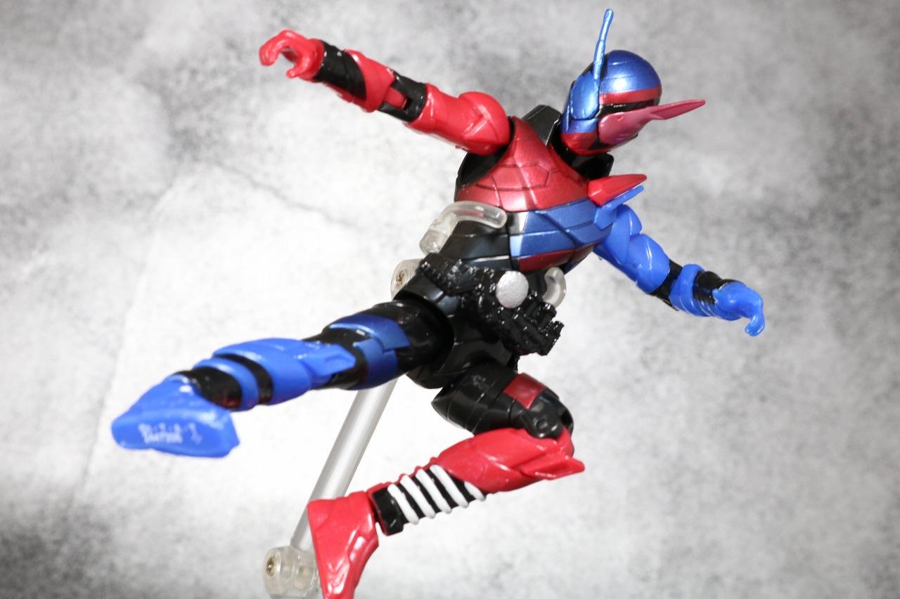 RKF RIDER KICK'S FIGURE 仮面ライダービルド ラビットタンクフォーム レビュー