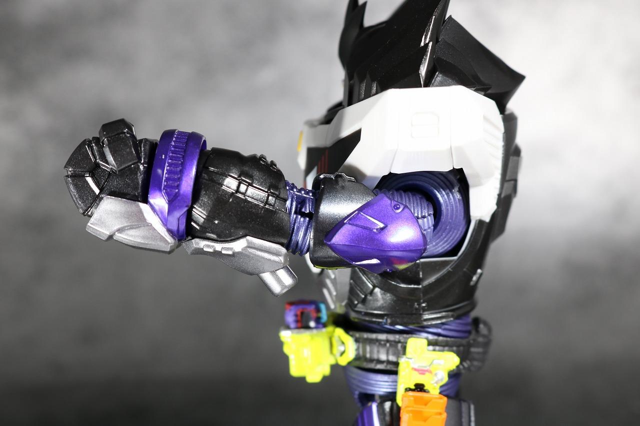 S.H.フィギュアーツ 仮面ライダーゲンム ゴッドマキシマムゲーマー レベルビリオン レビュー 可動範囲