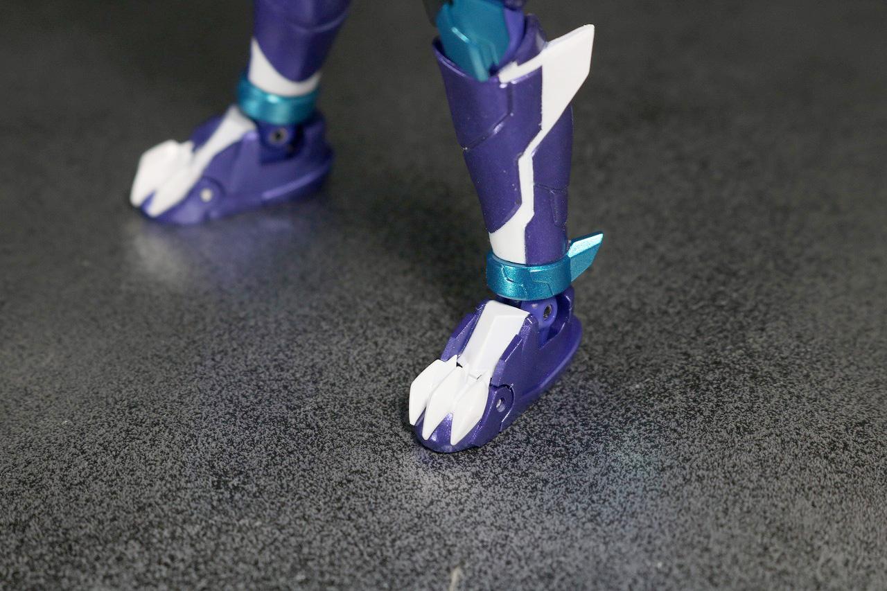 S.H.フィギュアーツ 仮面ライダーローグ レビュー 全身