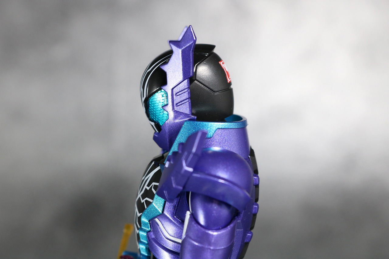 S.H.フィギュアーツ 仮面ライダーローグ レビュー 可動範囲