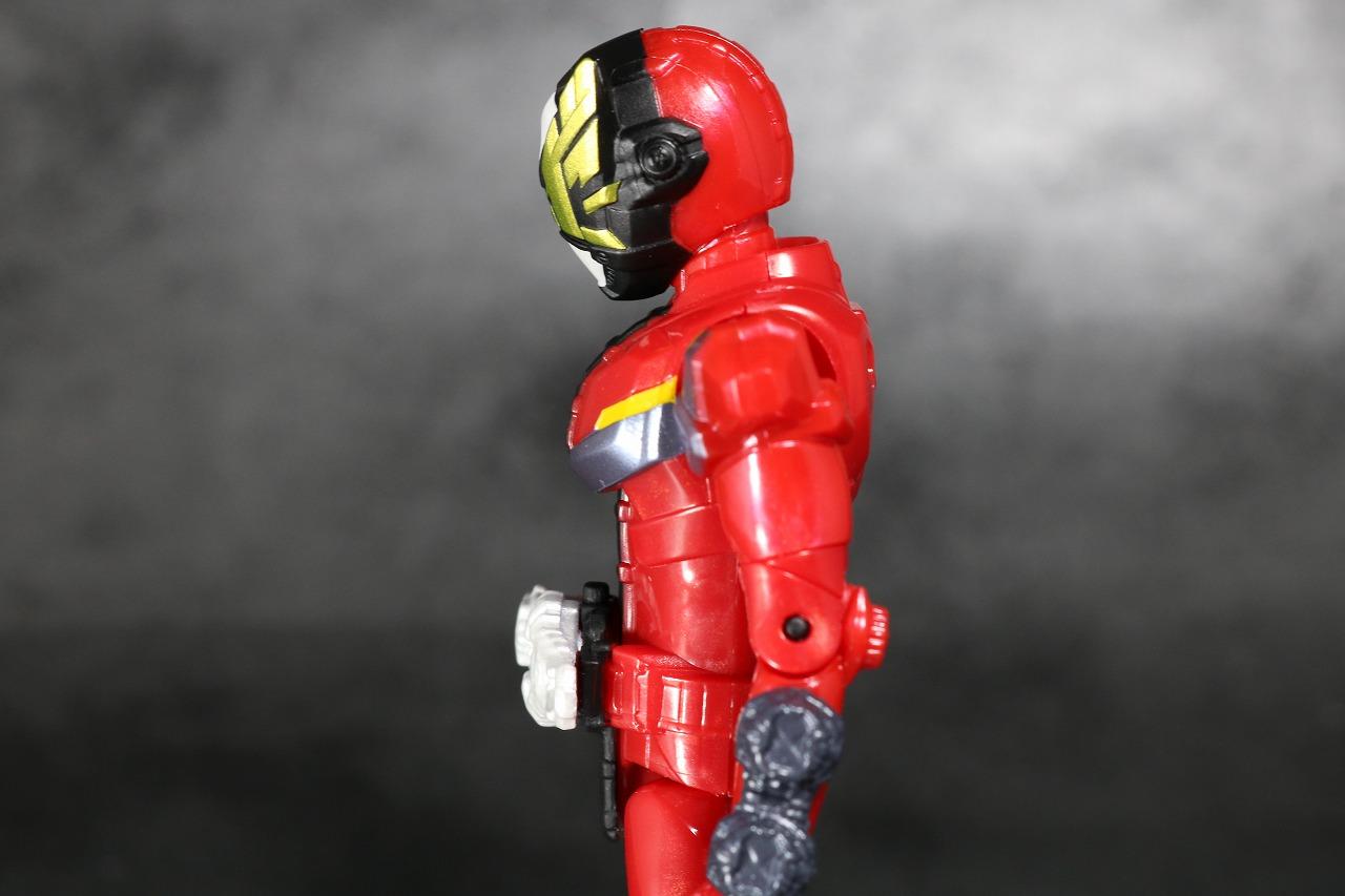 RKF RIDER KICK'S FIGURE 仮面ライダーゲイツ レビュー 可動範囲