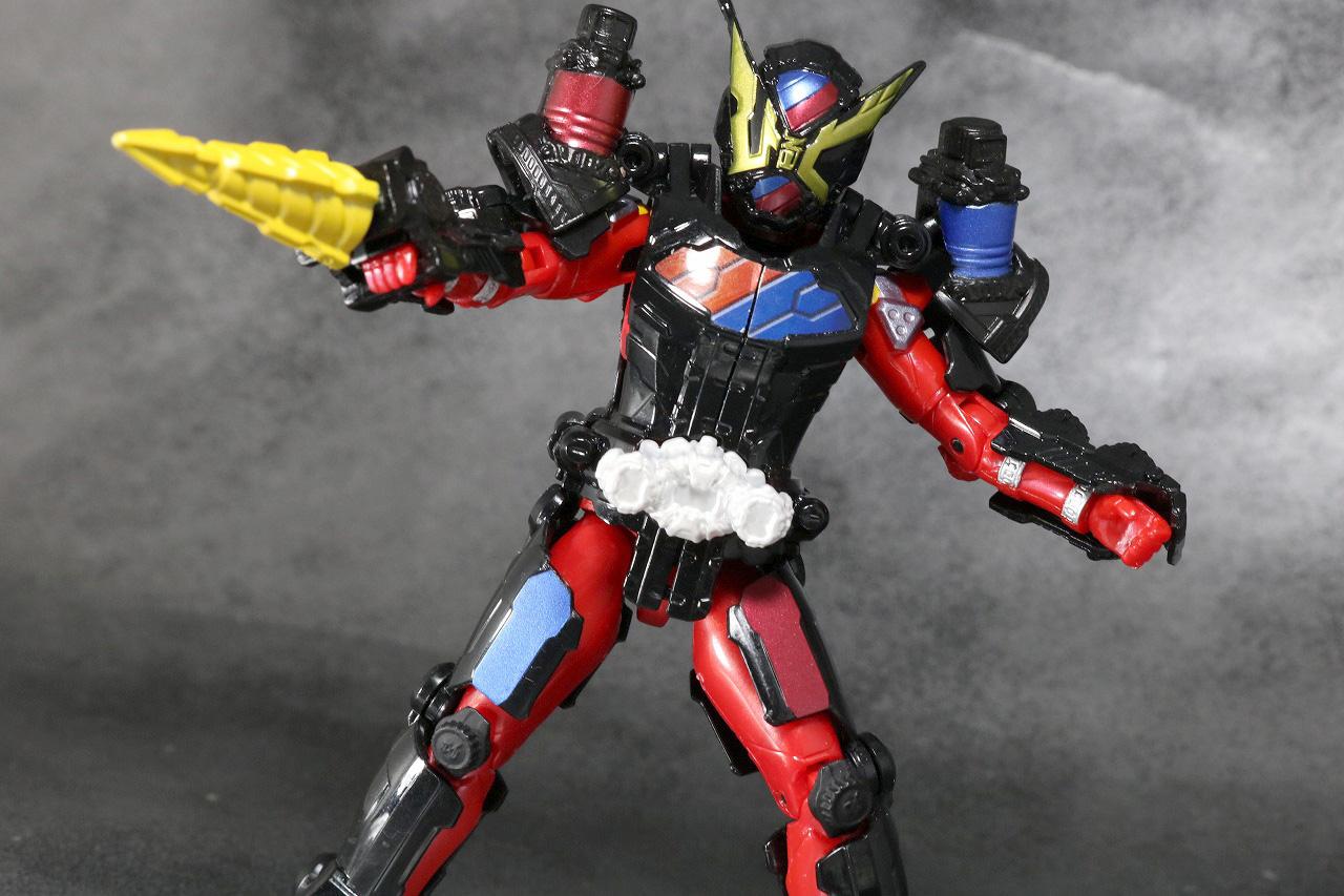 RKF RIDER KICK'S FIGURE 仮面ライダーゲイツ レビュー アクション ビルドアーマー
