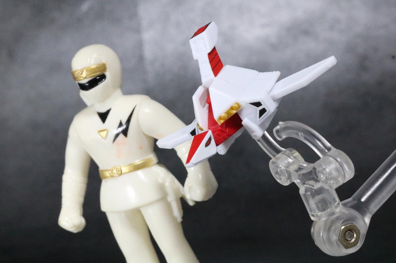 スーパーミニプラ 隠大将軍 レビュー ゴッドカーク アクション