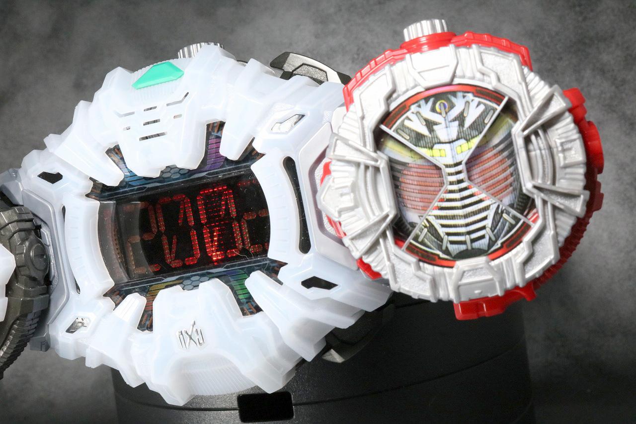 DX龍騎ライドウォッチ レビュー 動画