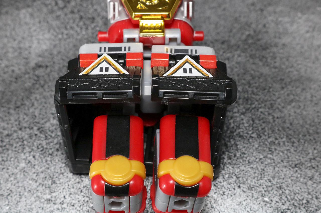 スーパーミニプラ 無敵将軍 レビュー 合体