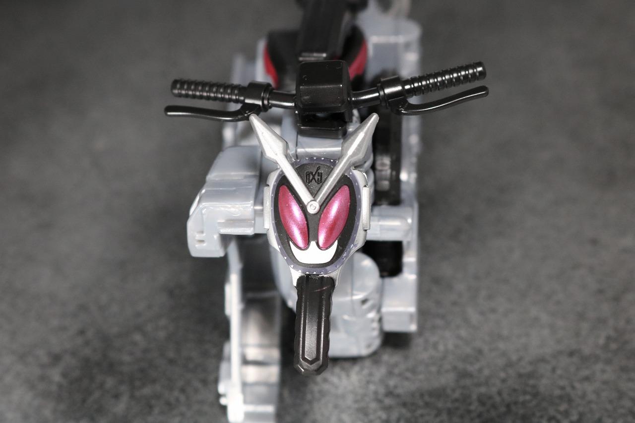DXライドストライカー レビュー 変形