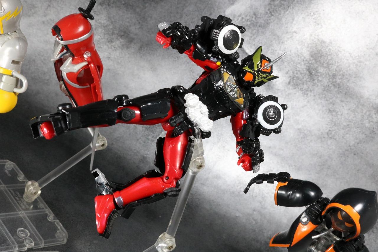 RKF RIDER KICK'S FIGURE 仮面ライダーゲイツ ゴーストアーマー レビュー アクション