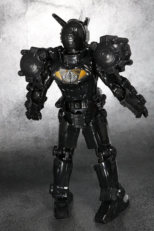 RKF RIDER KICK'S FIGURE 仮面ライダージオウ ゴーストアーマー レビュー 全身
