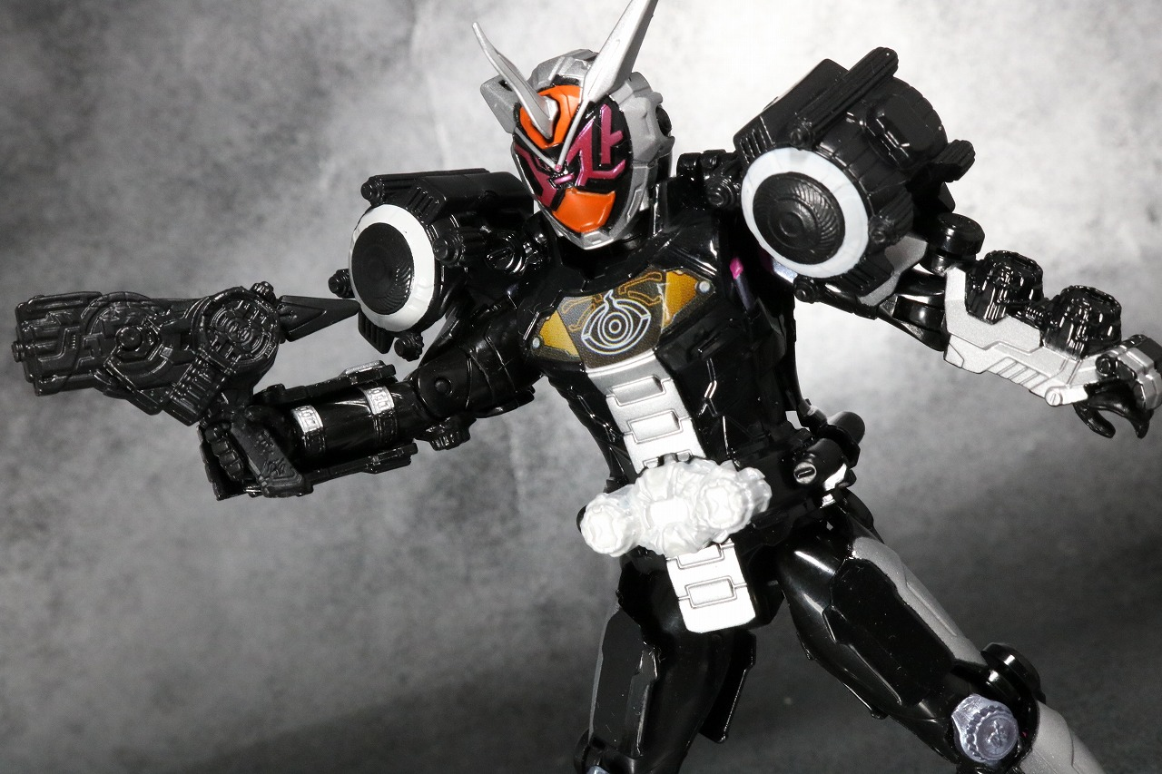 RKF RIDER KICK'S FIGURE 仮面ライダージオウ ゴーストアーマー レビュー アクション