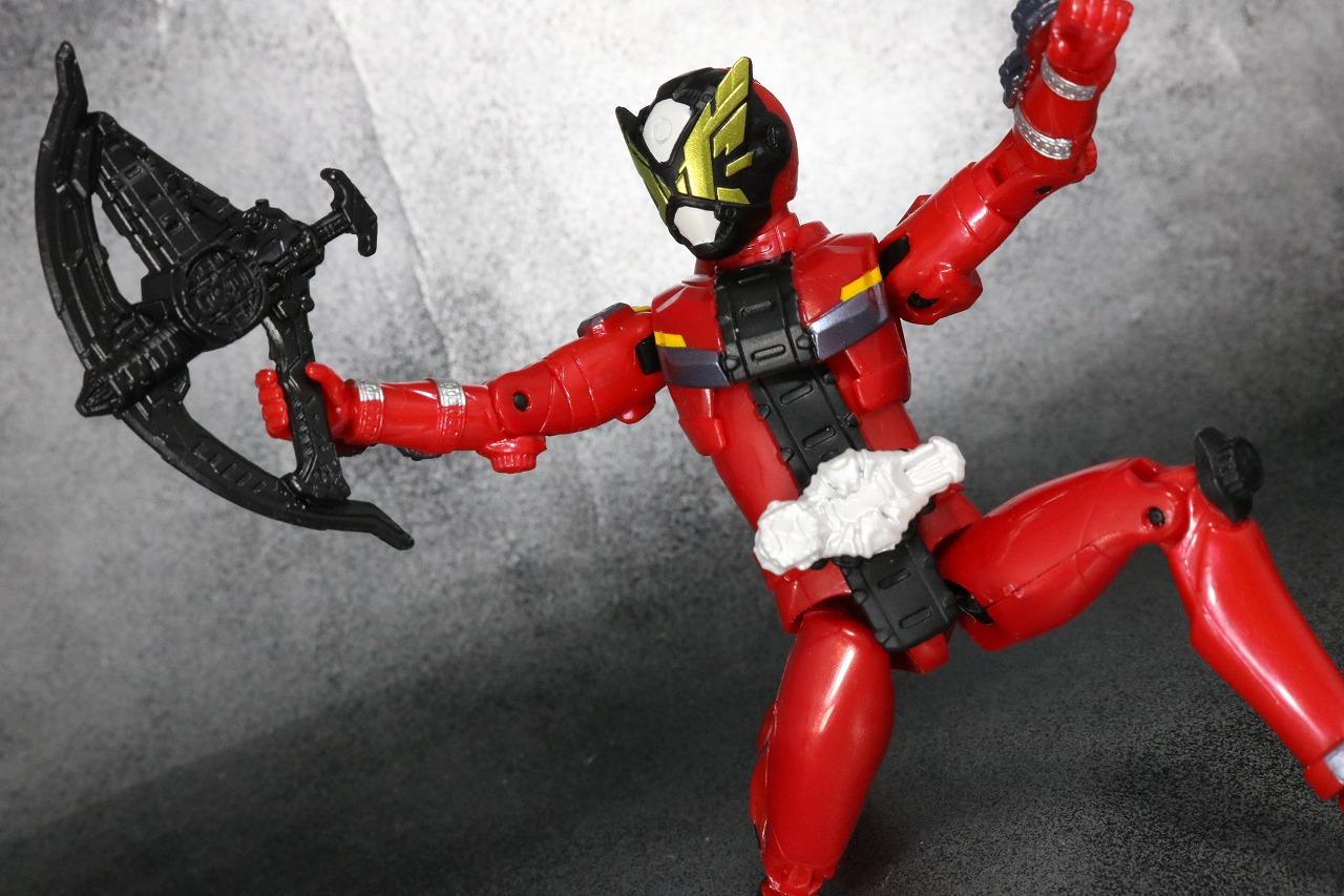 RKF RIDER KICK'S FIGURE 仮面ライダーゲイツ レビュー アクション