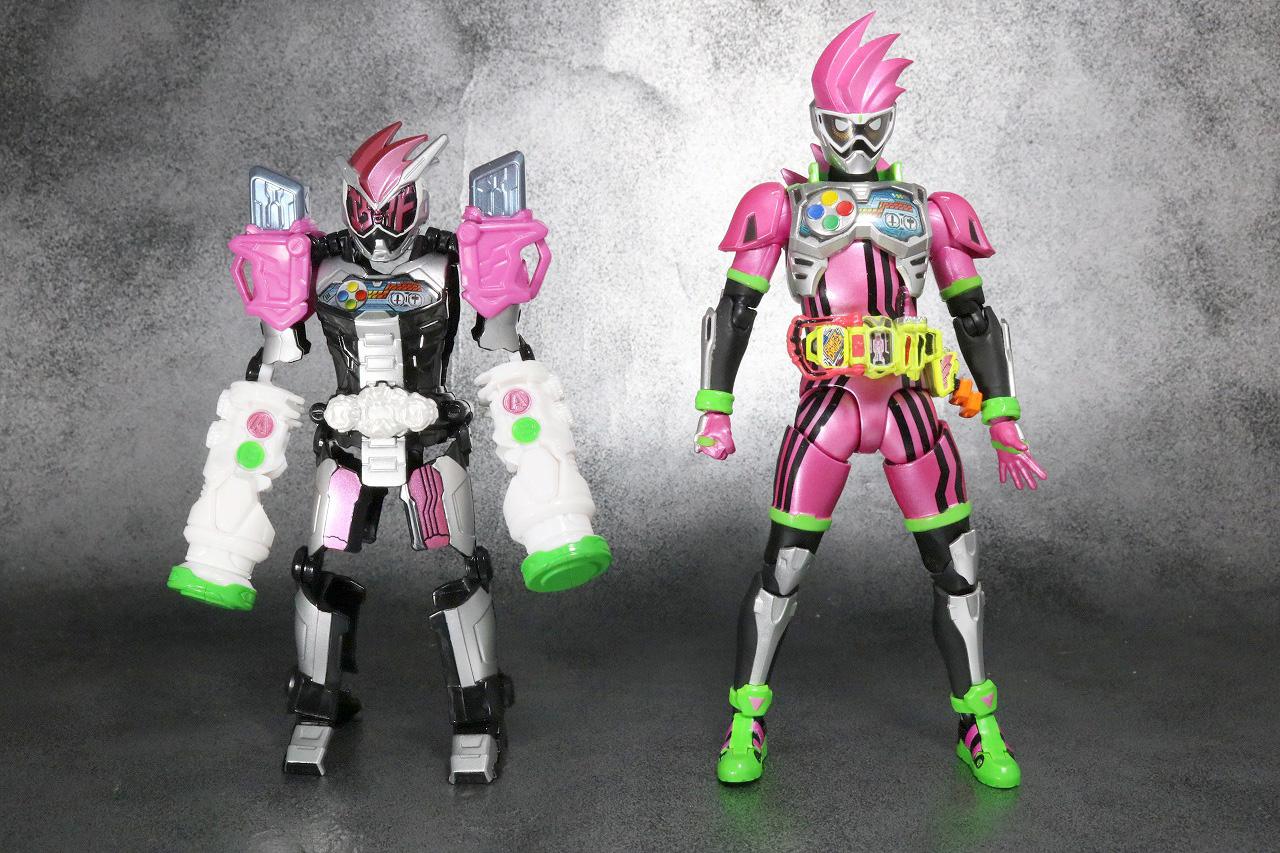 RKF RIDER KICK'S FIGURE エグゼイドアーマー 仮面ライダーエグゼイド レビュー