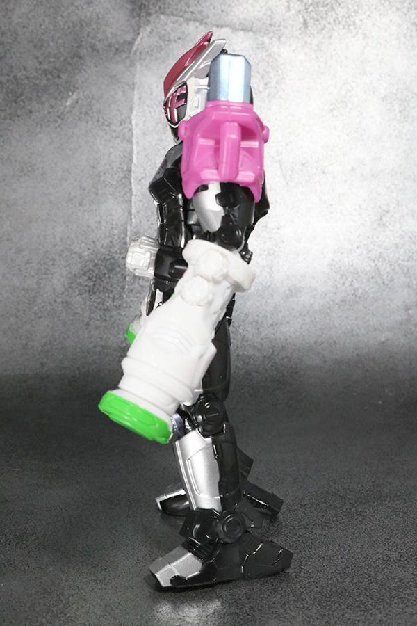 RKF RIDER KICK'S FIGURE 仮面ライダージオウ エグゼイドアーマー レビュー 全身