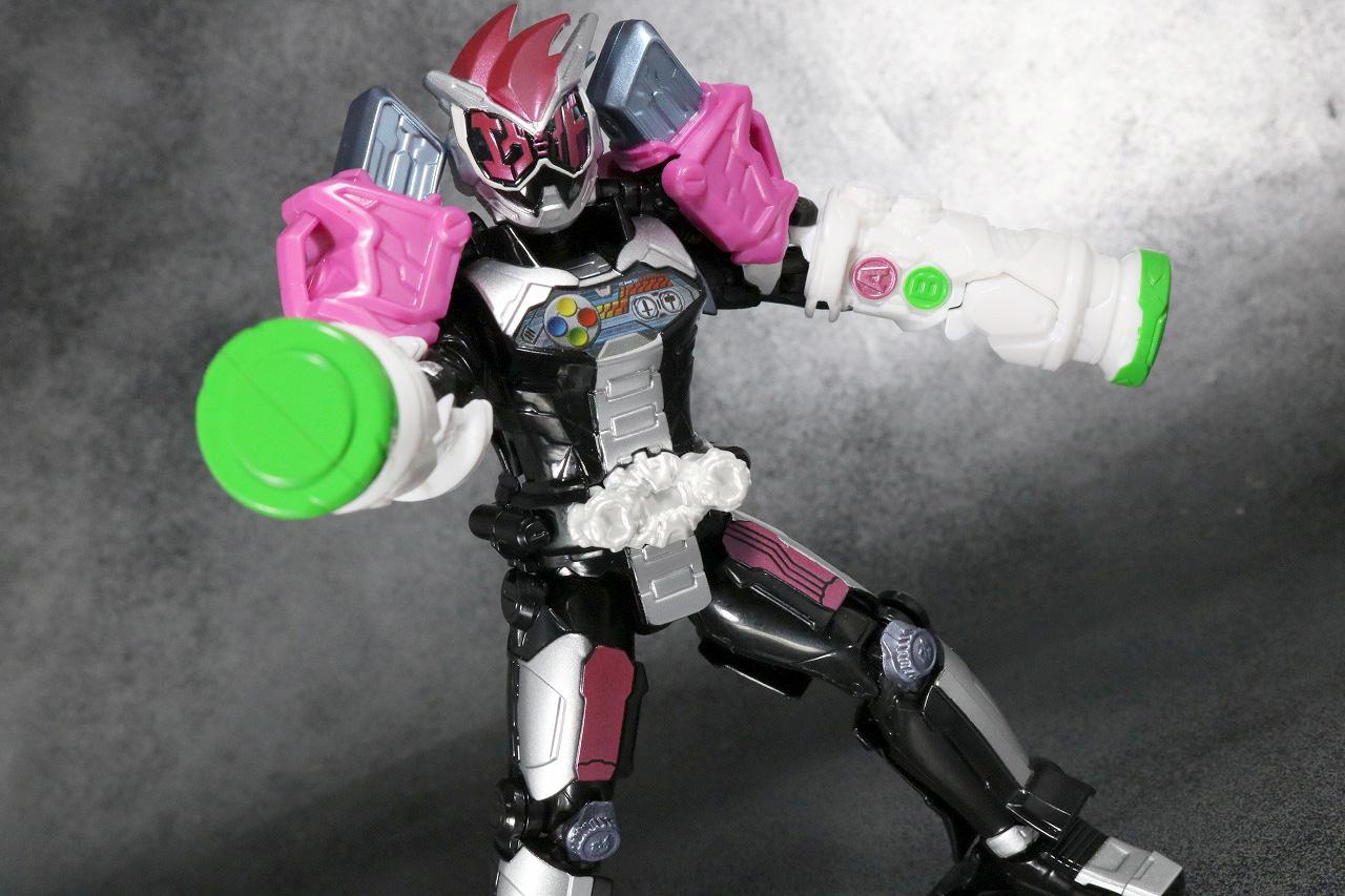 RKF RIDER KICK'S FIGURE 仮面ライダージオウ エグゼイドアーマー レビュー アクション