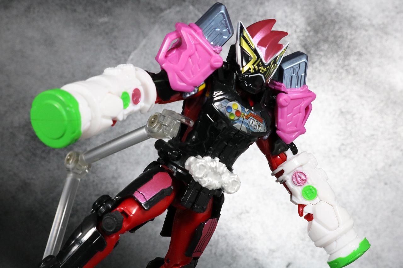 RKF RIDER KICK'S FIGURE 仮面ライダーゲイツ エグゼイドアーマー レビュー アクション