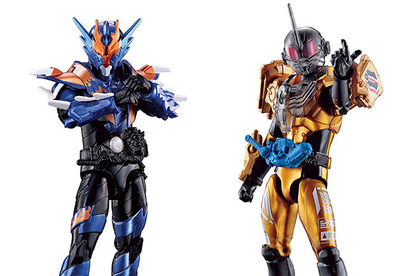 RKF新作!仮面ライダークローズ&グリスが予約開始!10月下旬に発売!